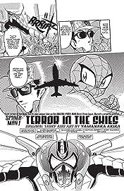 Spider-Man J (2008) #4