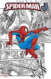 Spider-Man J (2008) #5