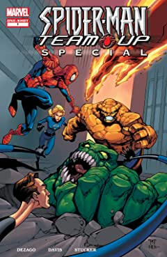 Spider-Man Team-Up Special (2005) #1