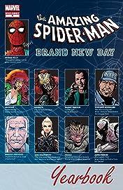 Spider-Man: Brand New Day Yearbook (2008) #1