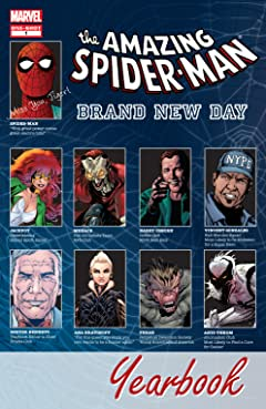 Spider-Man: Brand New Day Yearbook (2008) #1