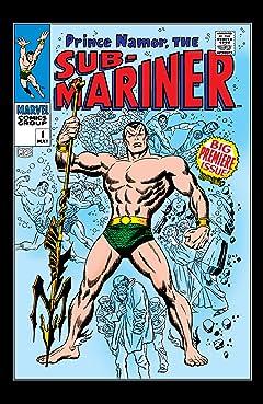 Sub-Mariner (1968-1974) #1