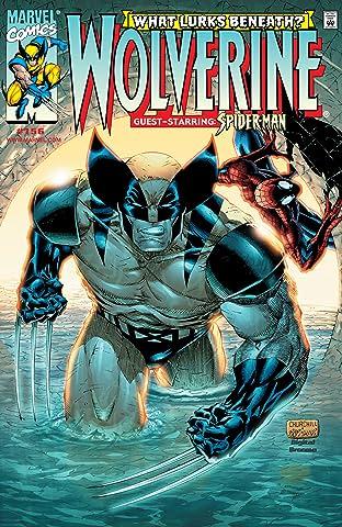 Wolverine (1988-2003) #156