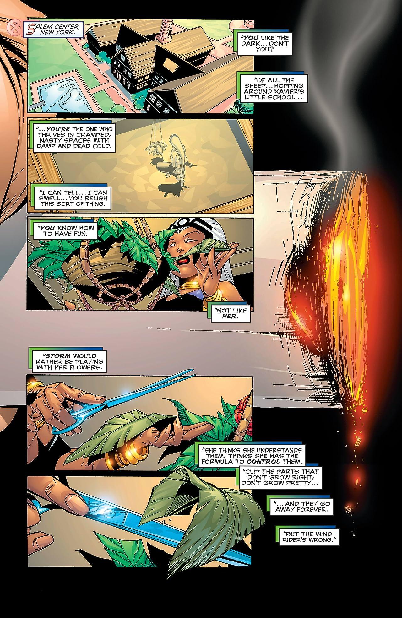 X-Men (1991-2001) #72