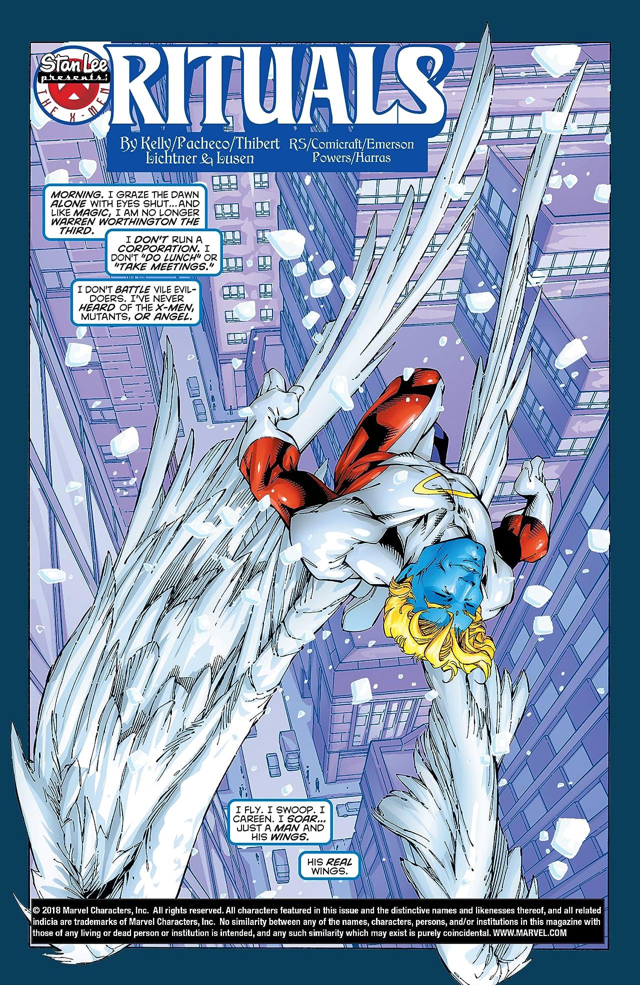 X-Men (1991-2001) #74