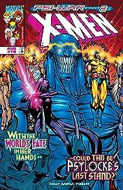 X-Men (1991-2001) #78