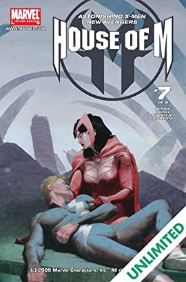 House of M #7 (of 8)