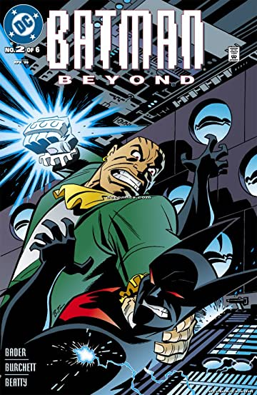 Batman Beyond (1999) #2 (of 6)