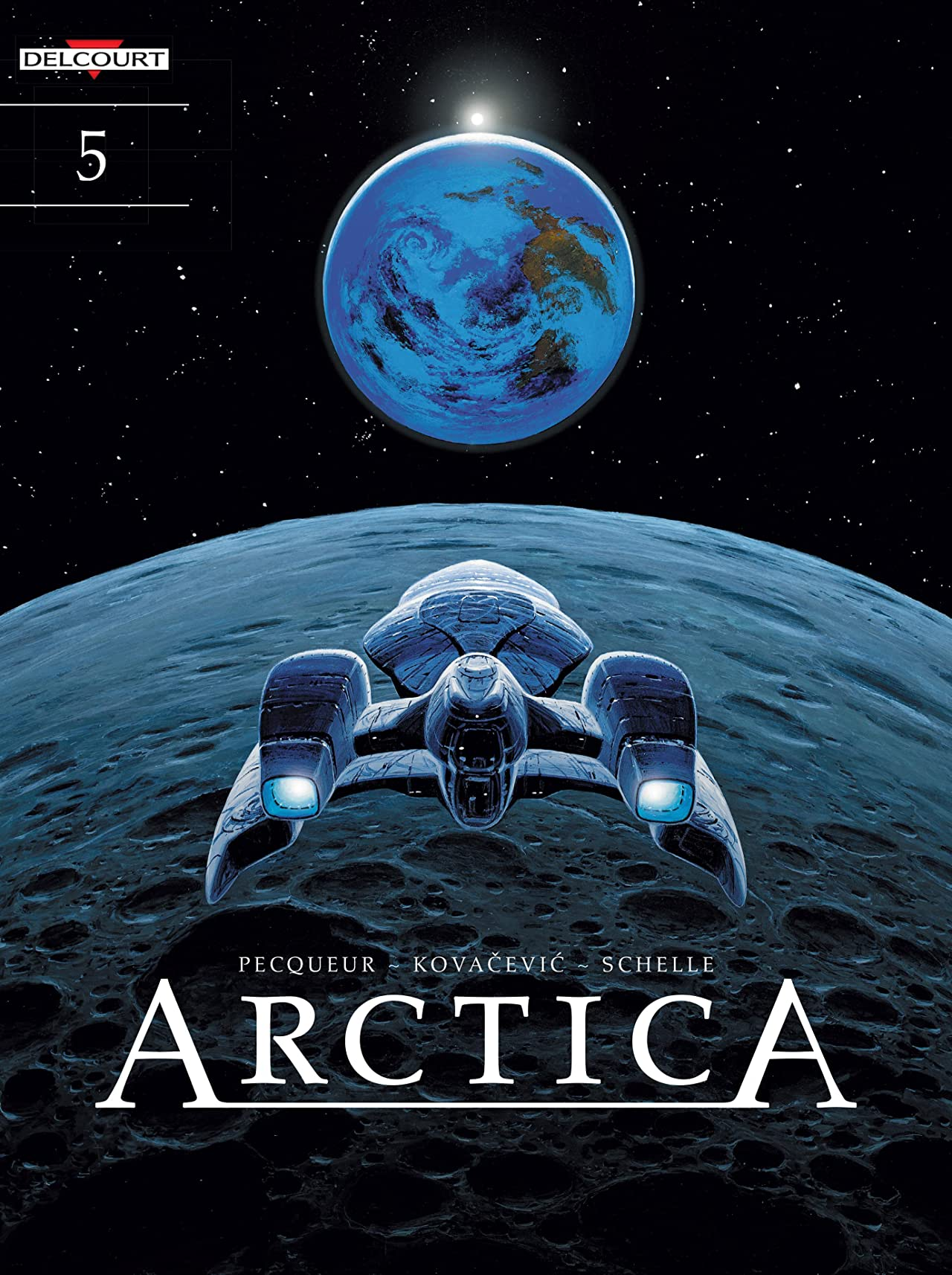 Arctica Vol. 5: Destination Earth