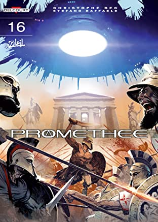 Promethee Vol. 16: Insurretion