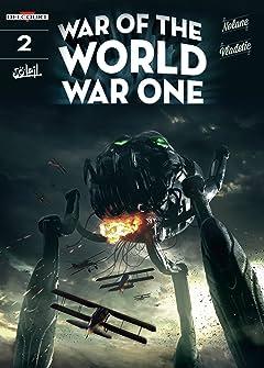 War of the World War One Vol. 2: Martian Terror