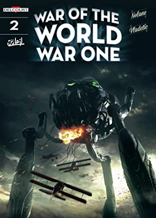 War of the World War One Vol. 2: Martian Terror