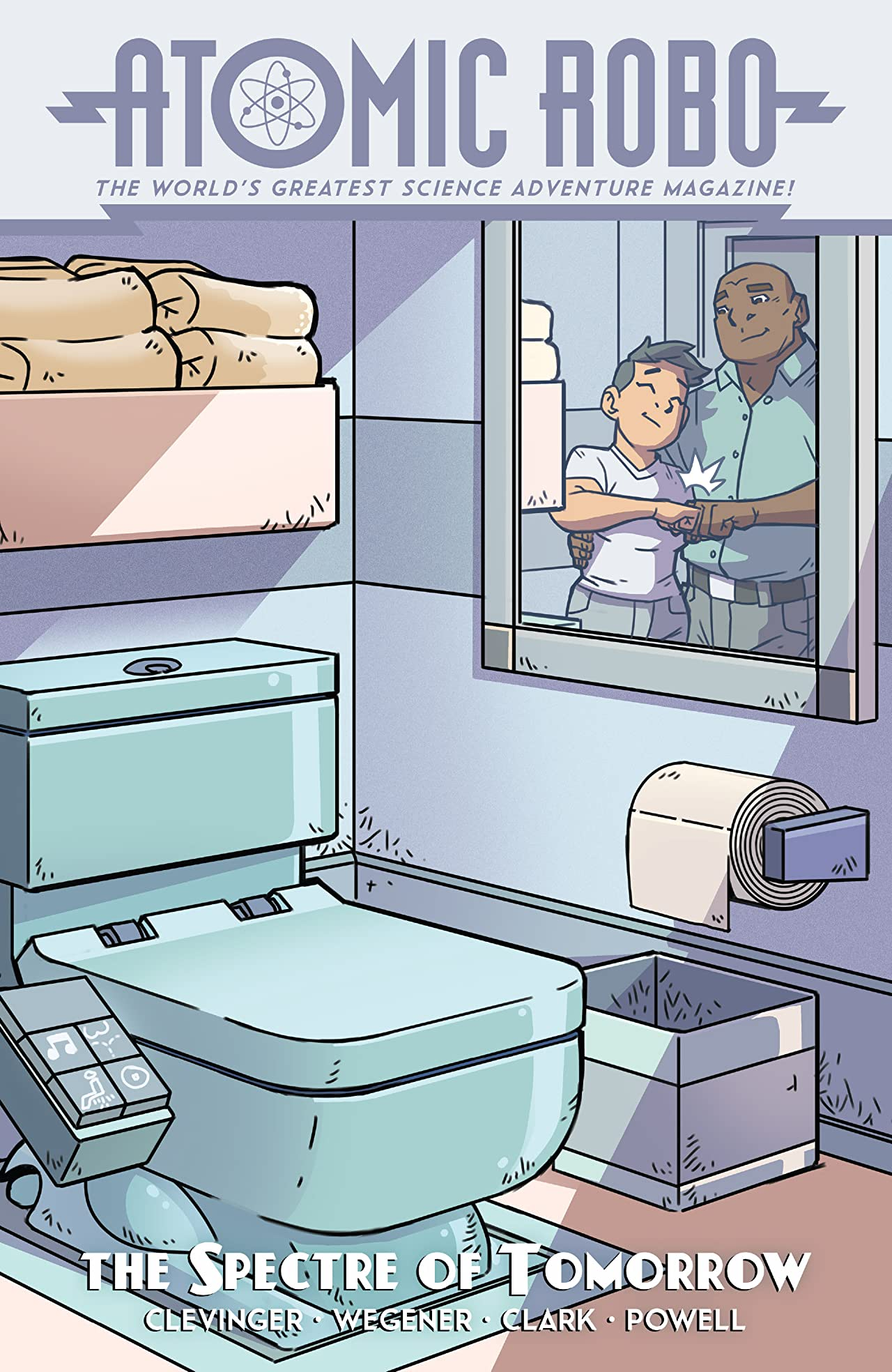 Atomic Robo and the Spectre of Tomorrow #5