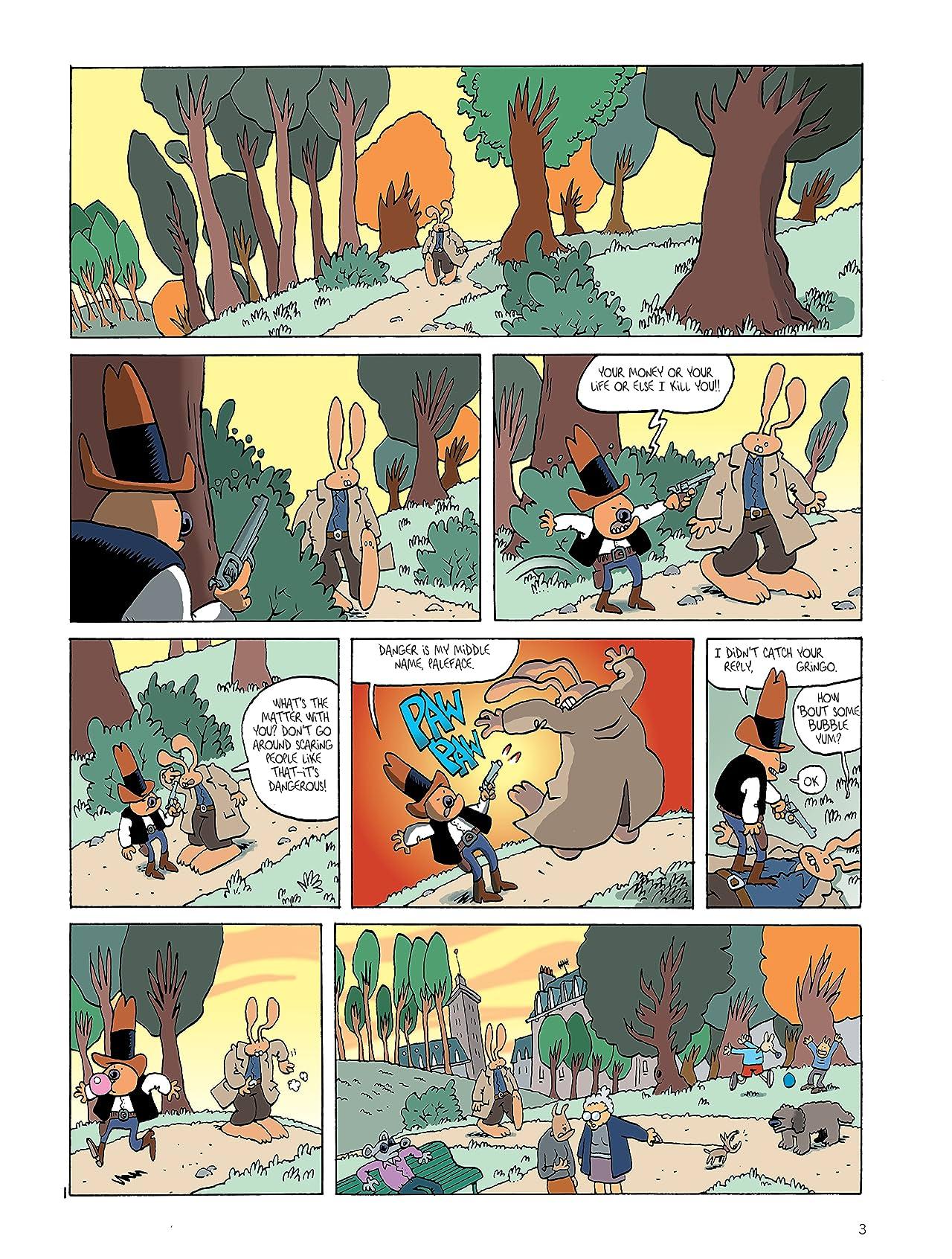 The Marvelous Adventures of McConey Vol. 2: Hoodoodad