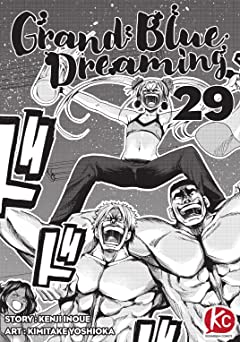 Grand Blue Dreaming #29