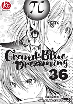 Grand Blue Dreaming #36
