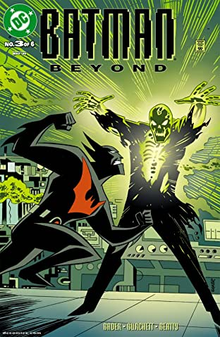 Batman Beyond (1999) #3 (of 6)