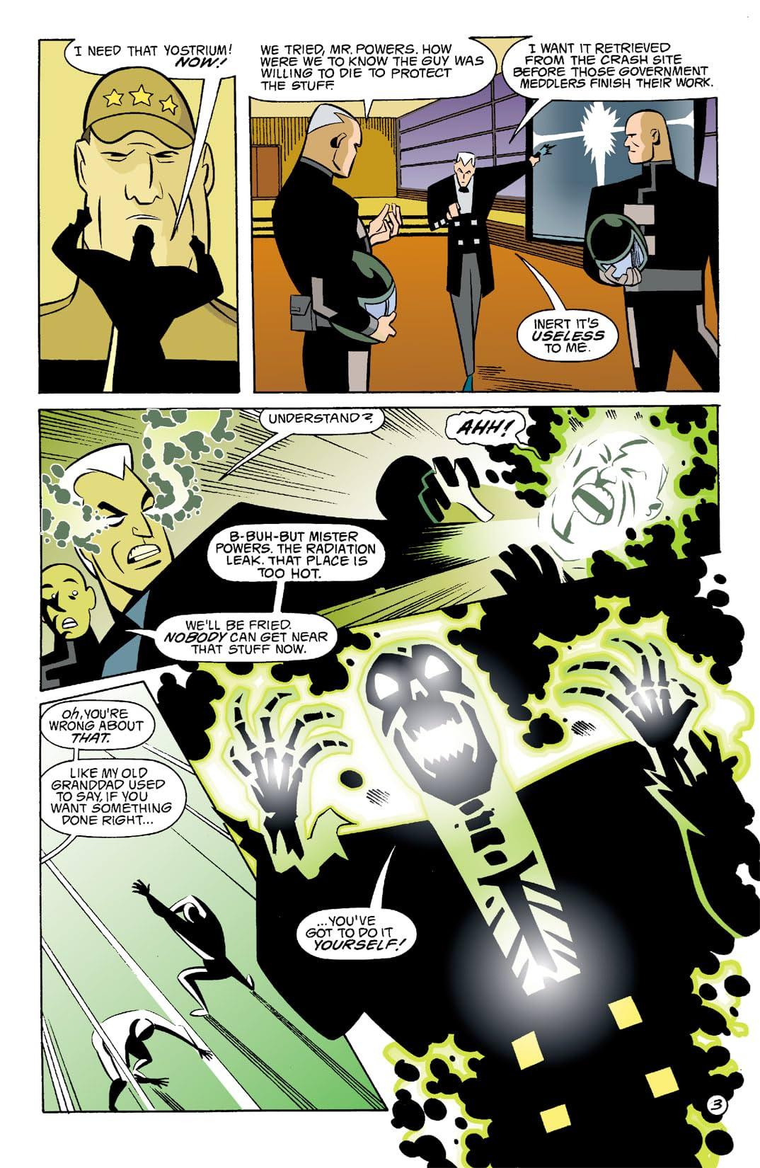 Batman Beyond (1999) #3 (of 6)