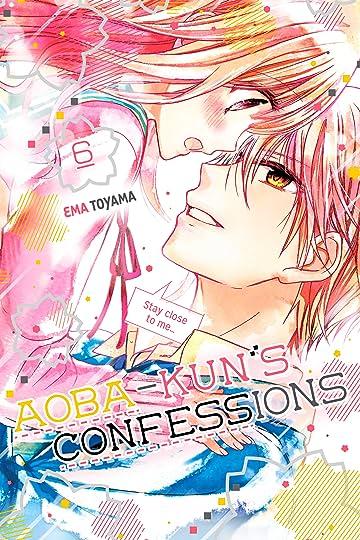 Aoba-kun's Confessions Vol. 6