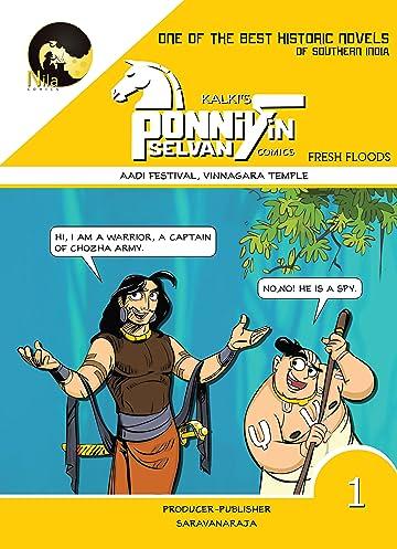 Ponniyin Selvan Comics #1
