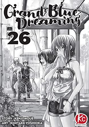 Grand Blue Dreaming #26