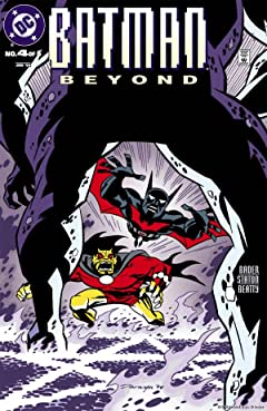 Batman Beyond (1999) #4 (of 6)