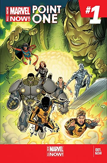 All-New Marvel Now! Point One #1