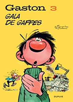 Gaston (Edition 2018) Vol. 3: Gala de gaffes
