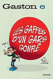 Gaston (Edition 2018) Vol. 6: Les gaffes d'un gars gonflé