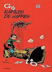 Gaston (Edition 2018) Vol. 8: Rafales de gaffes