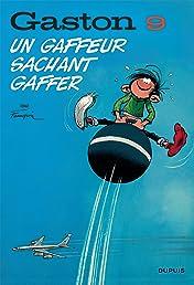 Gaston (Edition 2018) Vol. 9: Un gaffeur sachant gaffer