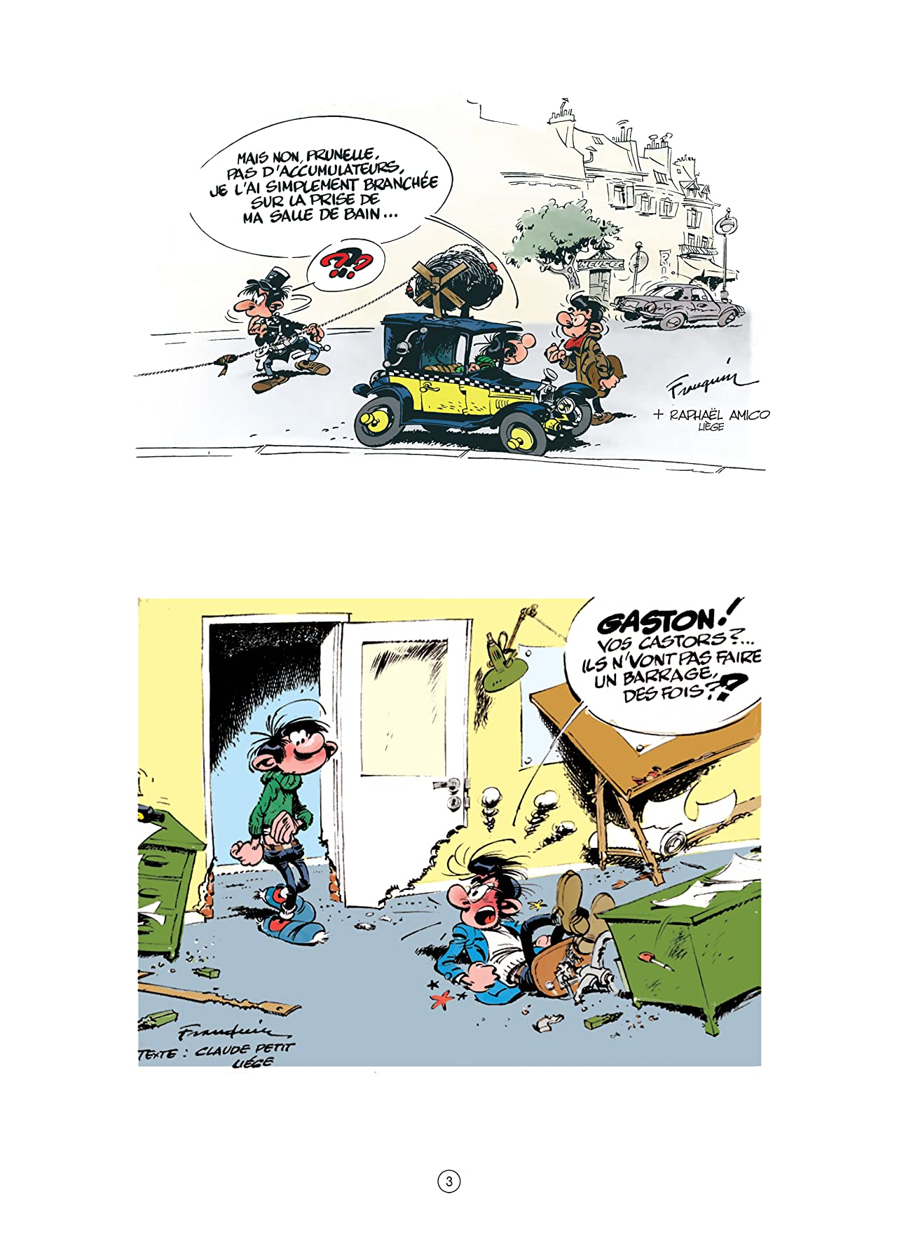 Gaston (Edition 2018) Vol. 11: Lagaffe nous gâte