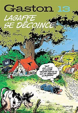 Gaston (Edition 2018) Vol. 13: Lagaffe se décoince