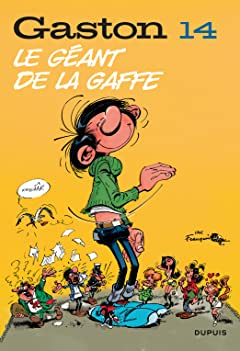 Gaston (Edition 2018) Vol. 14: Le géant de la gaffe