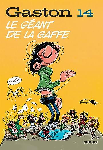 Gaston (Edition 2018) Vol. 14: Le géant de la gaffe