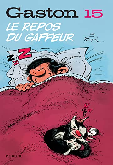 Gaston (Edition 2018) Vol. 15: Le repos du gaffeur
