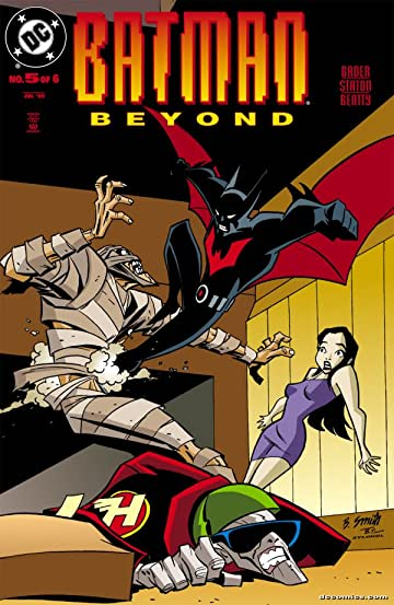 Batman Beyond (1999) #5 (of 6)