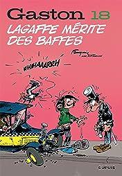 Gaston (Edition 2018) Vol. 18: Lagaffe mérite des baffes