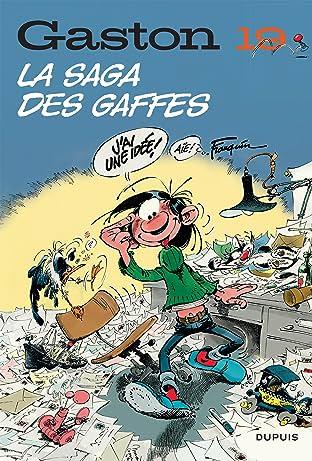 Gaston (Edition 2018) Vol. 19: La saga des baffes