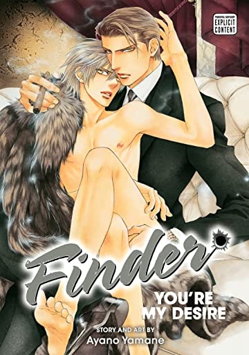 Finder Deluxe Edition: You're My Desire Vol. 6