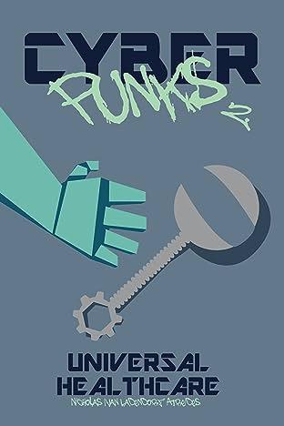 Cyber Punks #2