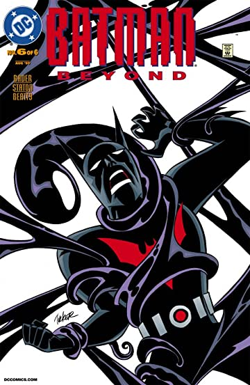 Batman Beyond (1999) #6 (of 6)