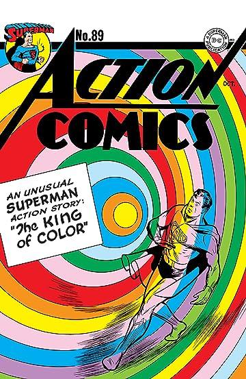 Action Comics (1938-2011) #89