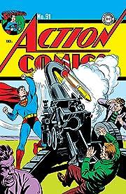 Action Comics (1938-2011) #91-92
