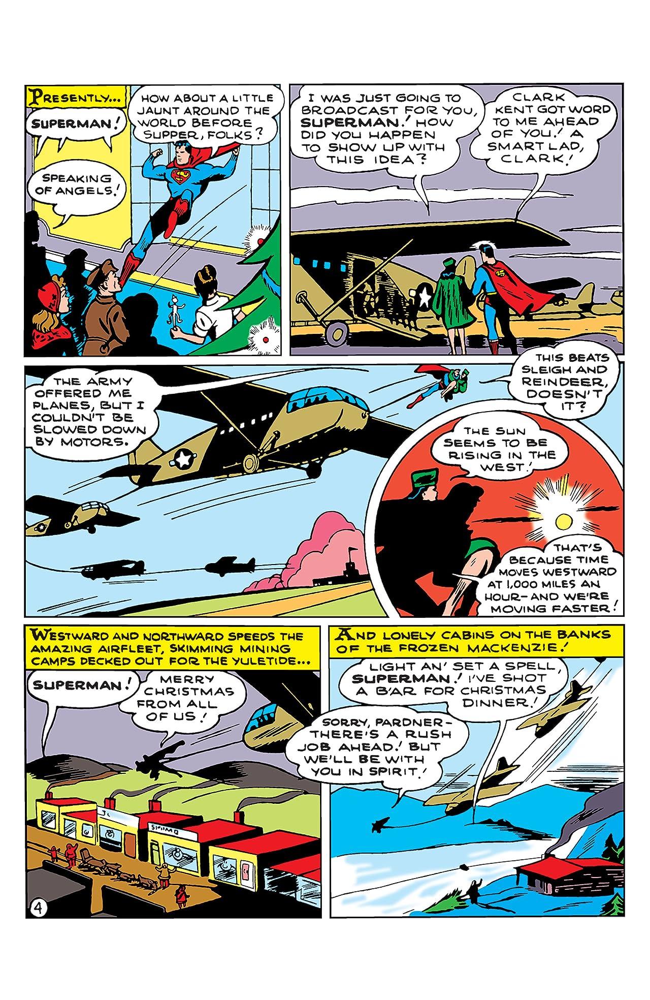 Action Comics (1938-2011) #93