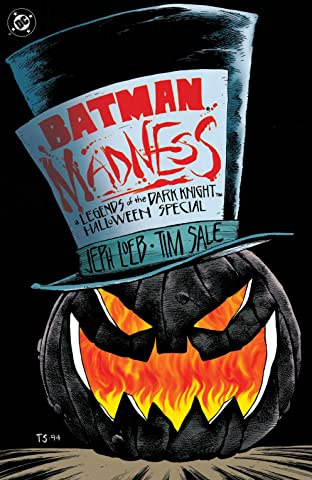 Batman: Madness - A Legends of the Dark Knight Halloween Special (1994) No.1
