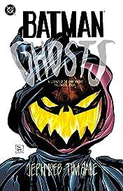 Batman: Ghosts, A Legends of the Dark... (1995) #1