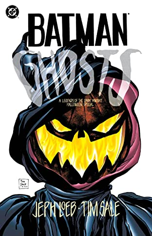 Batman: Ghosts, A Legends of the Dark... (1995) #1