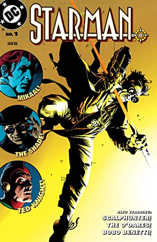 Starman 80-Page Giant (1998) #1