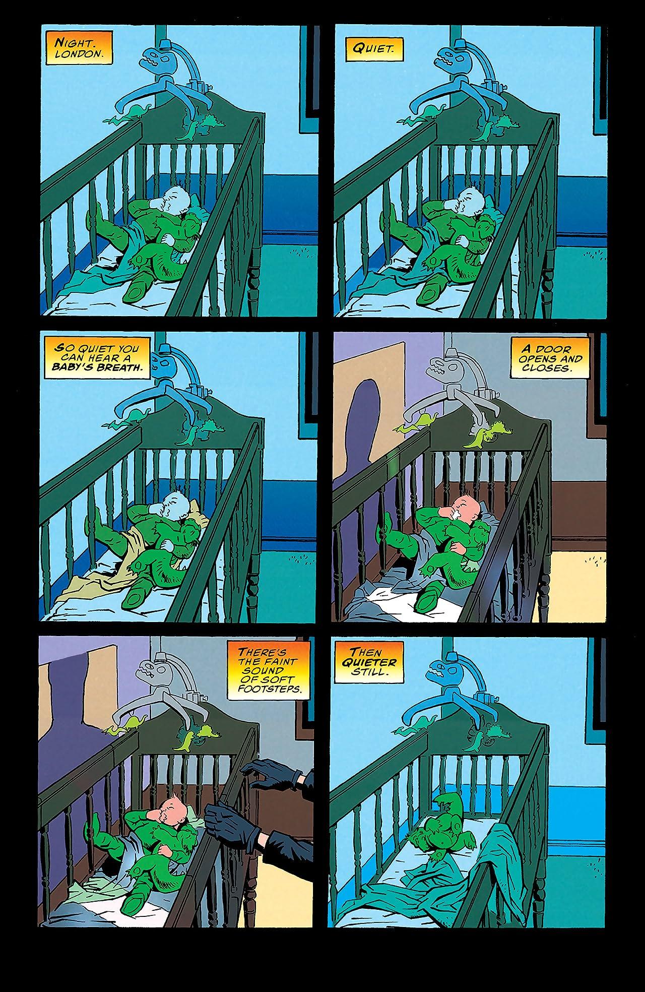 Starman: The Mist (1998) #1